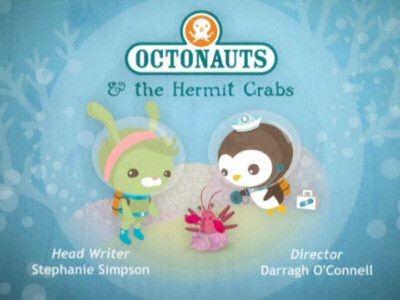 The Octonauts - Season 1 Episode 22: The Hermit Crabs