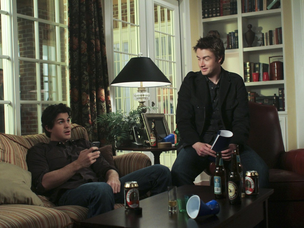 One Tree Hill - Season 8 Episode 17: The Smoker You Drink, the Player You Get