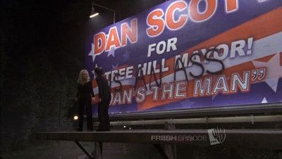 One Tree Hill - Season 3 Episode 07: Champagne for My Real Friends, Real Pain for My Sham Friends