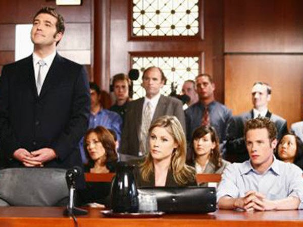 Boston Legal - Season 3 Episode 06: The Verdict