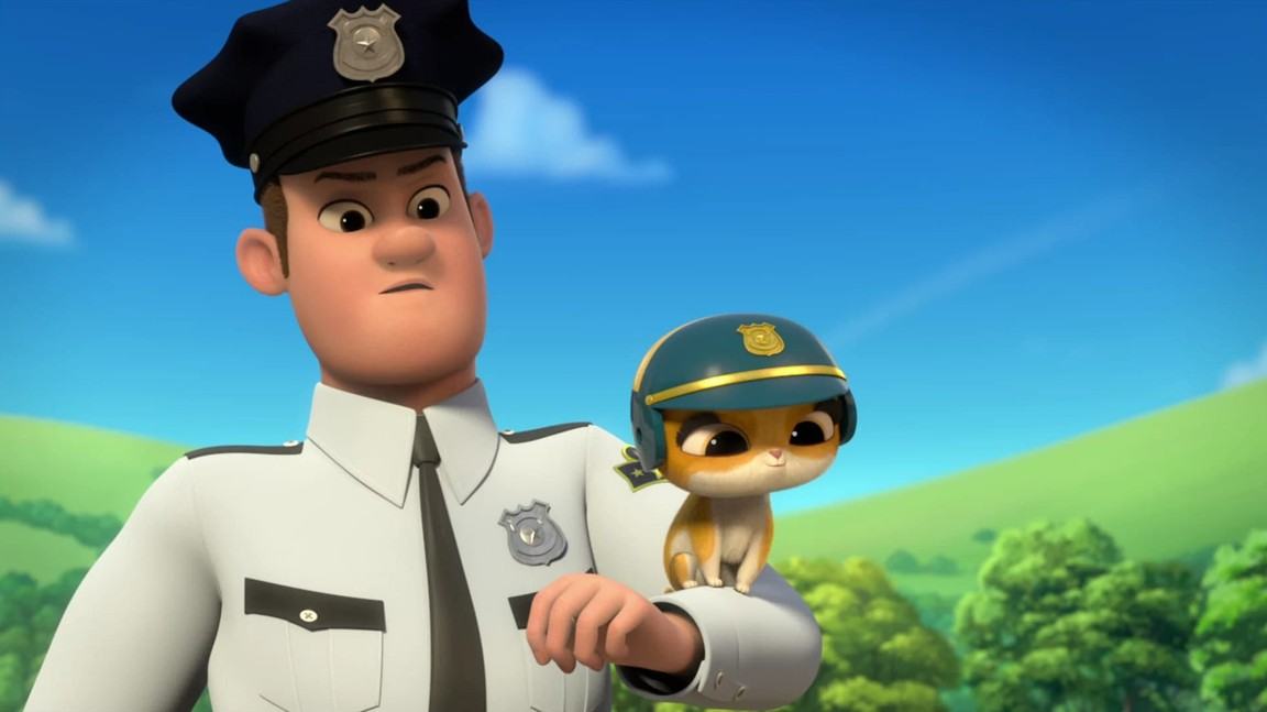 The Boss Baby: Back in Business - Season 1 Episode 11: Cat Cop!