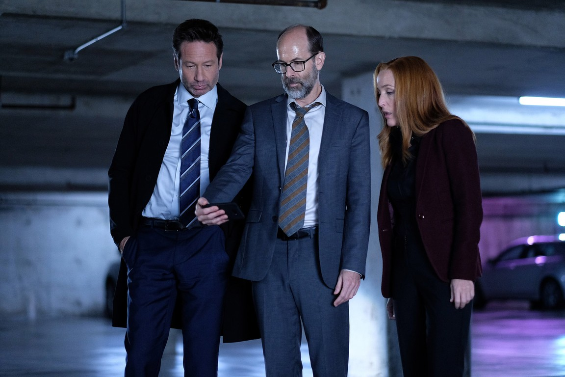 The X-Files - Season 11 Episode 04: The Lost Art of Forehead Sweat