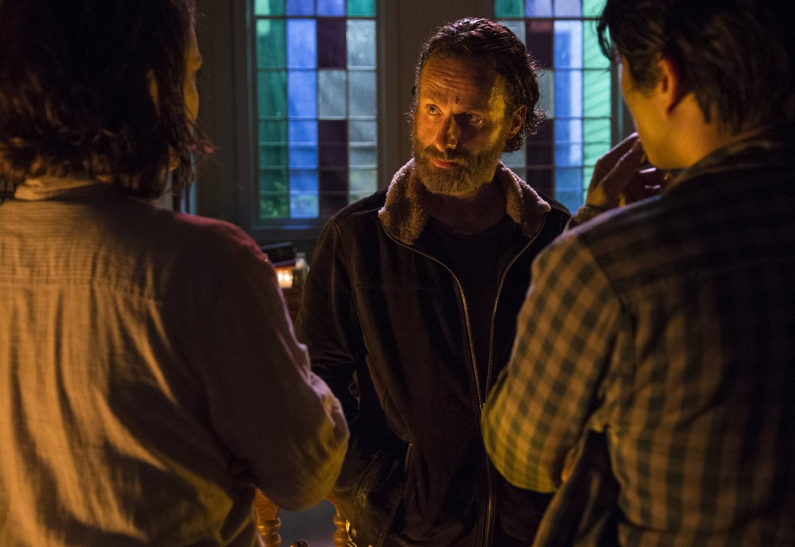 The Walking Dead - Season 5 Episode 03: Four Walls and a Roof