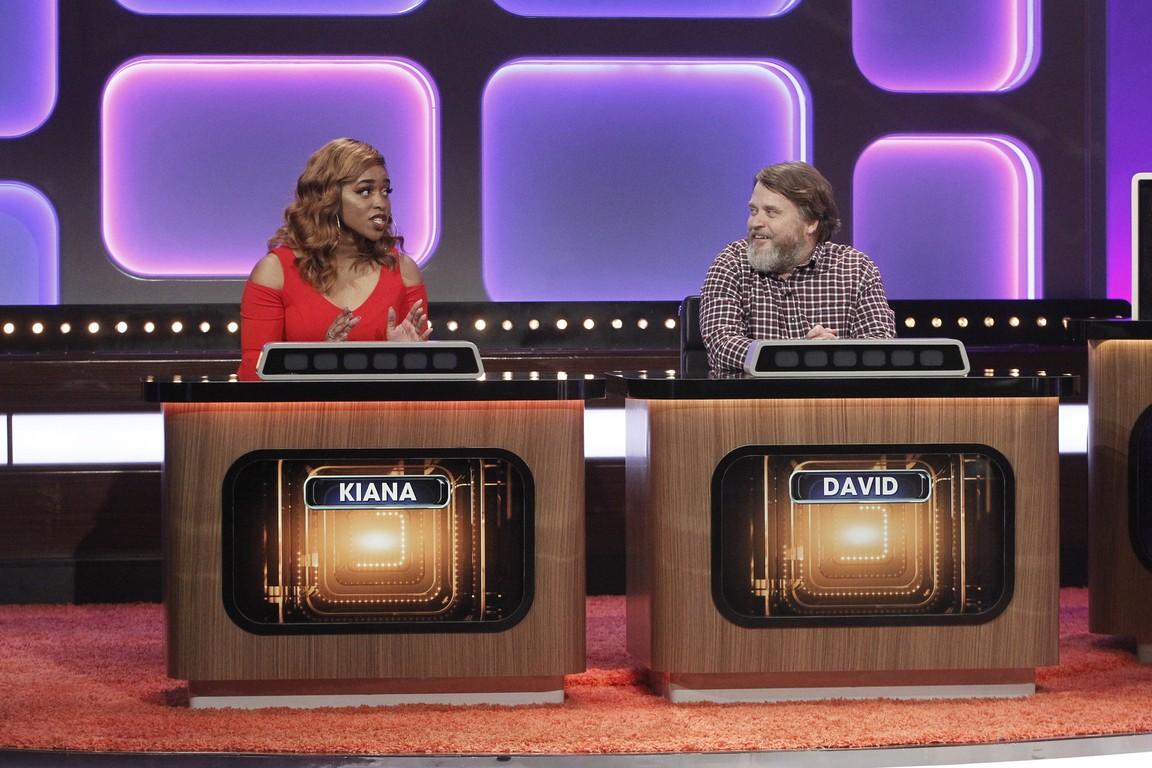 Match Game - Season 3 Episode 16: Kenan Thompson/Debi Mazar/Thomas Lennon/Sherri Shepherd/Horatio Sanz/Gillian Jacobs