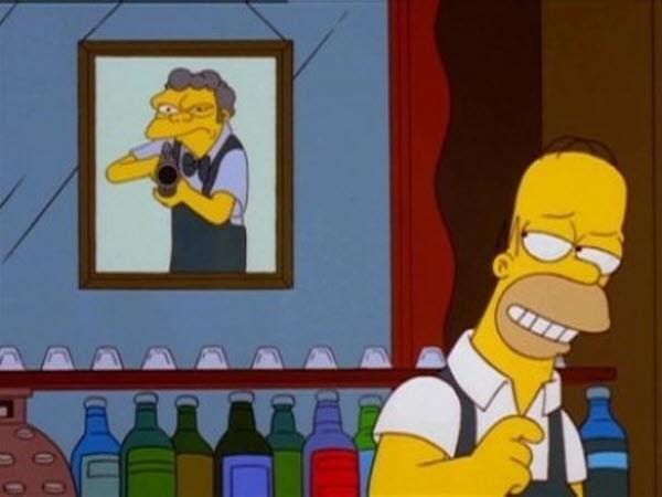 The Simpsons - Season 13 Episode 03: Homer the Moe