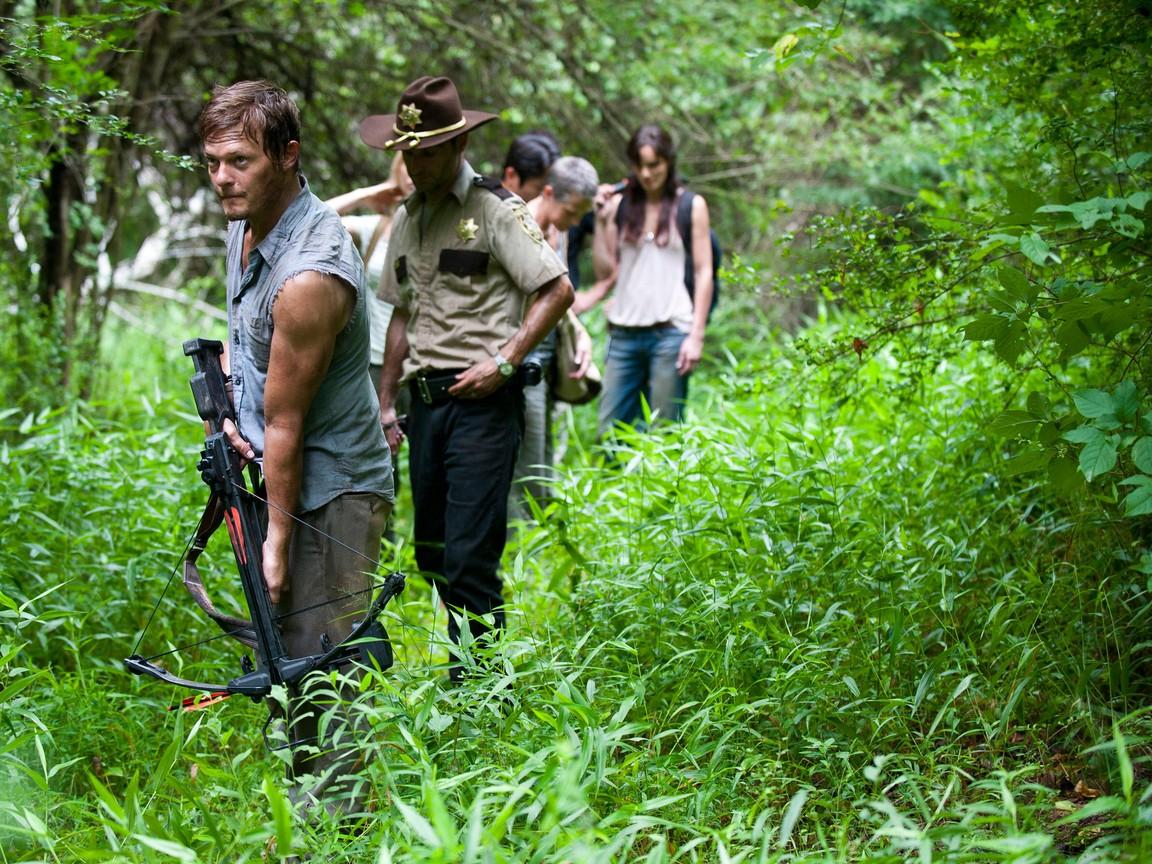 The Walking Dead - Season 2 Episode 01: What Lies Ahead