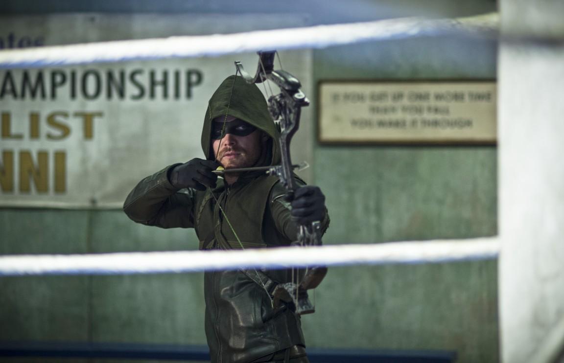 Arrow - Season 3 Episode 06: Guilty