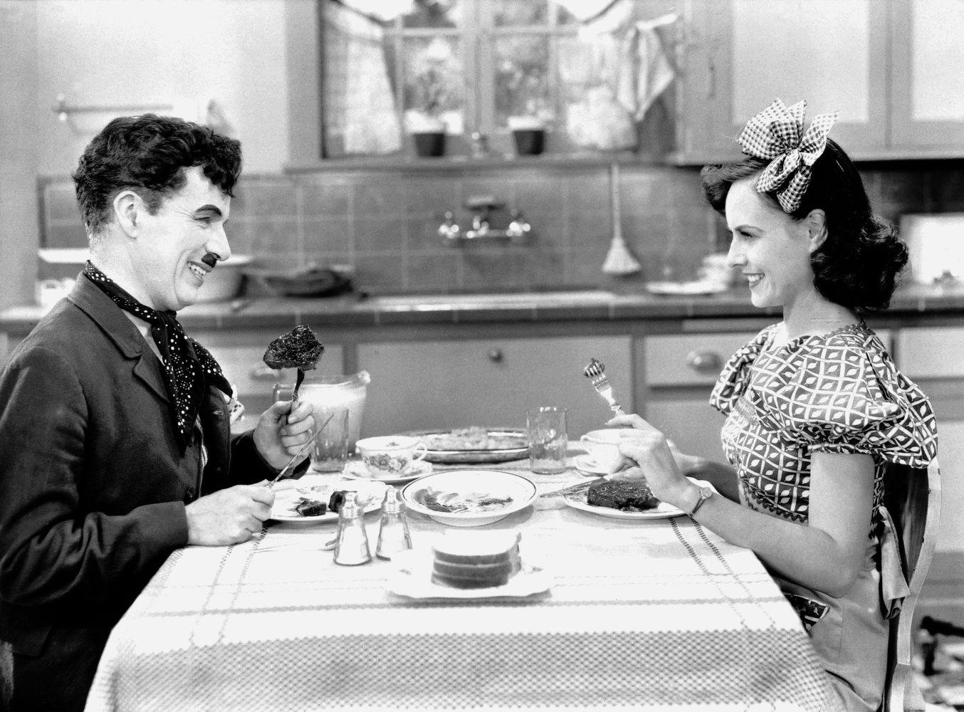 Charlie Chaplin Modern Times