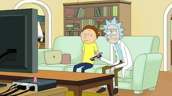 Watch Rick And Morty Season 1 Episode 08 Rixty Minutes Online In Hd Quality For Free On