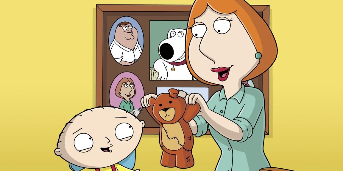 Family Guy - Season 5 Episode 1: Stewie Loves Lois