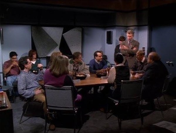 Frasier - Season 3 Episode 23: The Focus Group