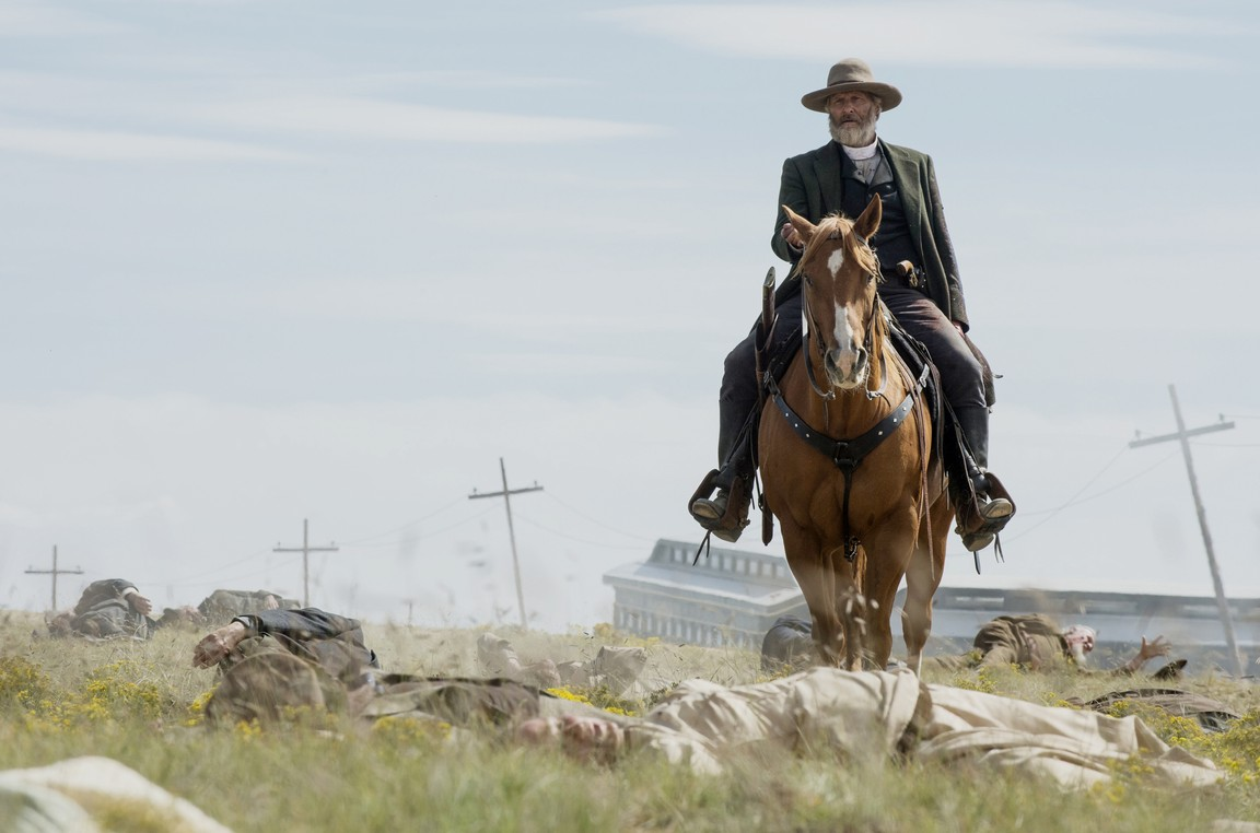 Godless - Season 1