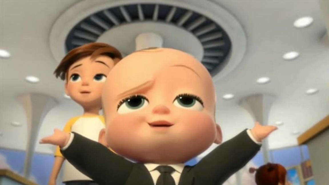 The Boss Baby: Back in Business - Season 1 Episode 01: Scooter Buskie