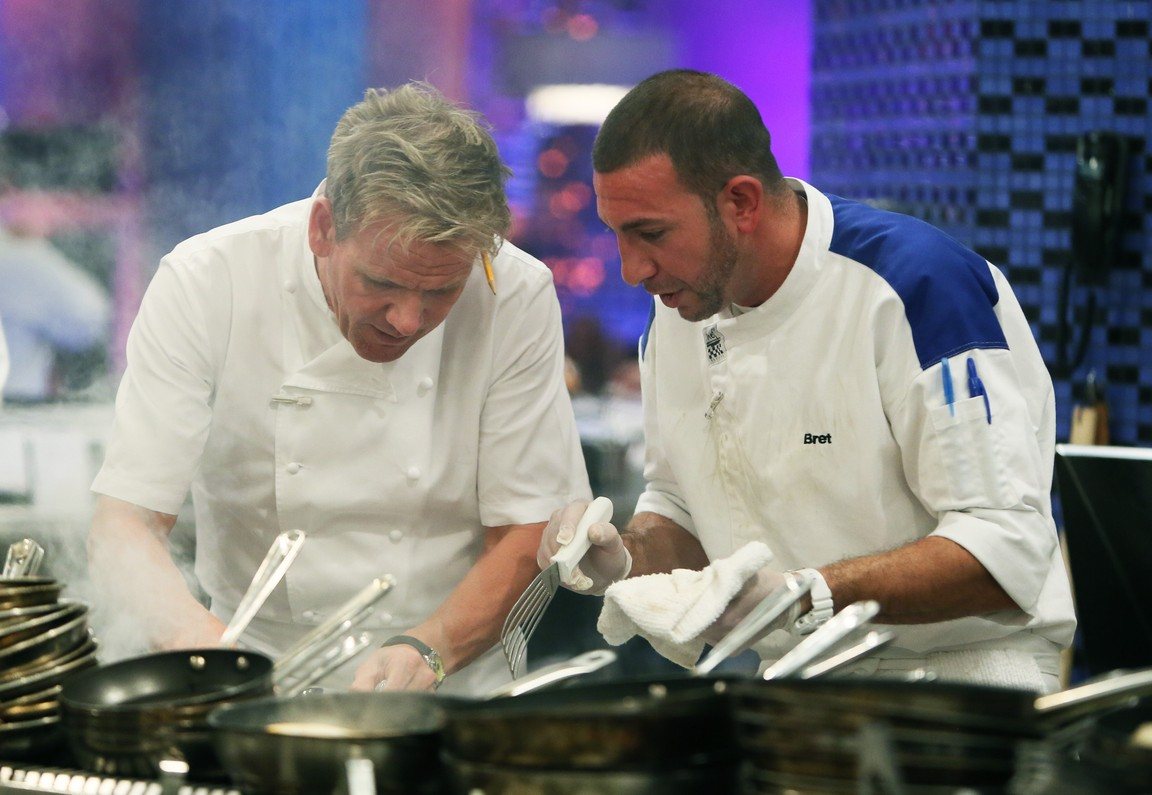 Hell's Kitchen - Season 14 Episode 05: 14 Chefs Compete
