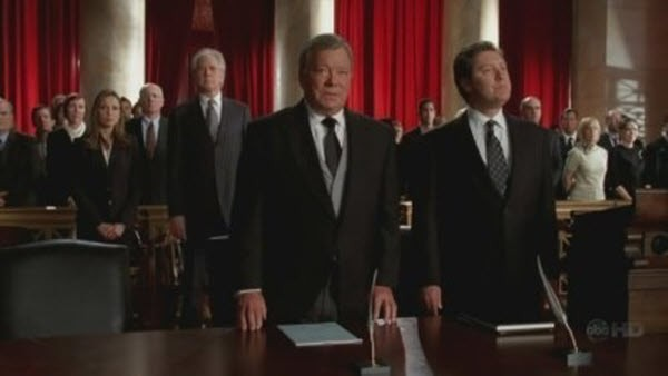 Boston Legal - Season 4 Episode 17: The Court Supreme
