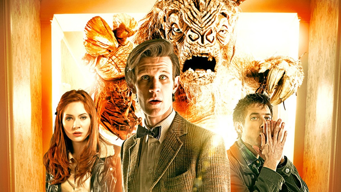 Doctor Who - Season 6 Episode 11: The God Complex