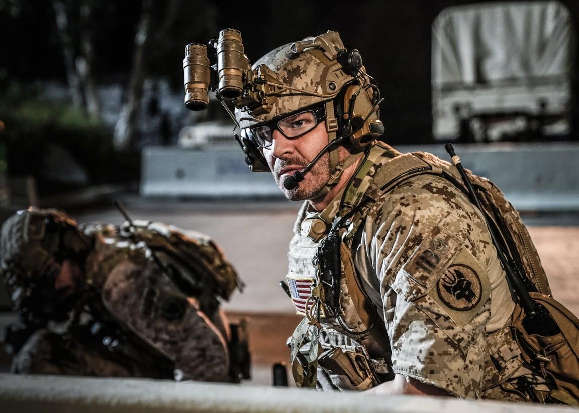 SEAL Team- Season 1 Episode 06: The Spinning Wheel