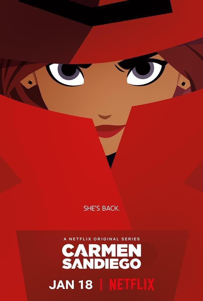 Carmen Sandiego - Season 1