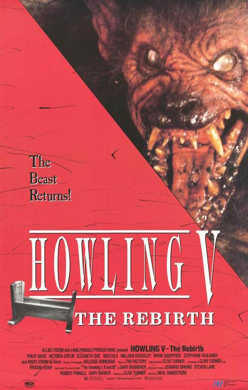 Howling V: The Rebirth