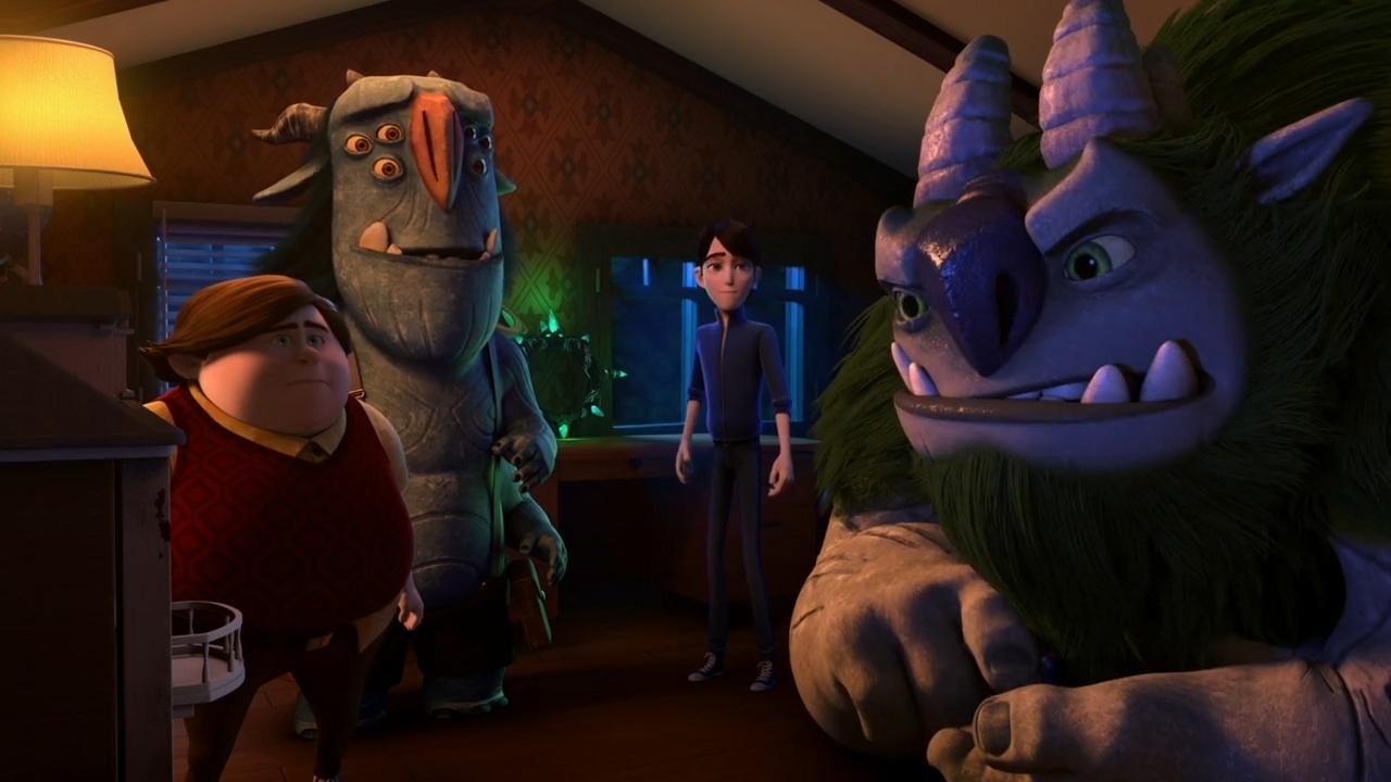 Trollhunters - Season 3
