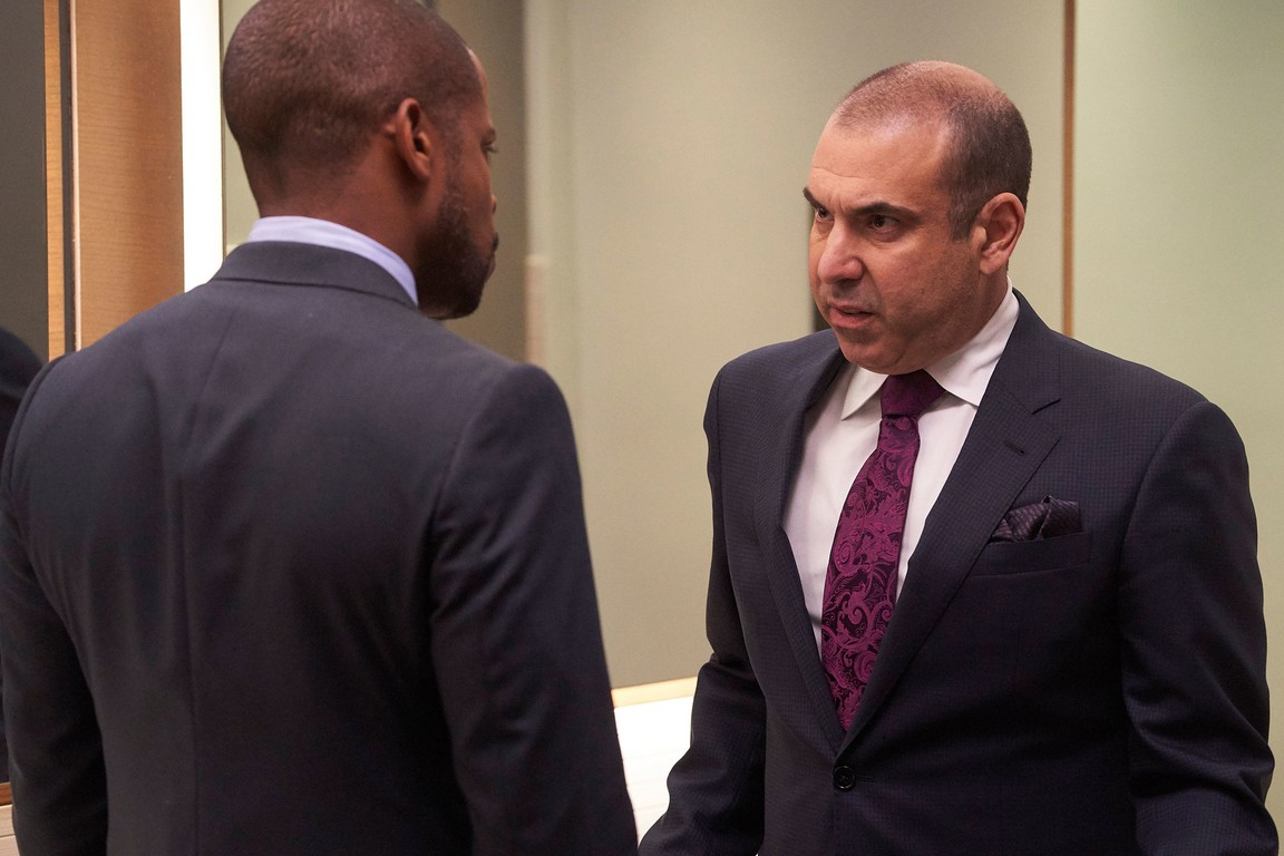 Suits - Season 8 Episode 09: Motion to Delay