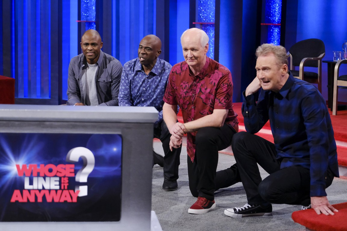 Should The CW Give Season 16 of Whose Line Is It Anyway? a ...