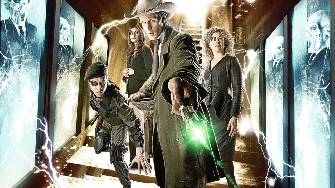 Doctor Who - Season 6 Episode 13: The Wedding of River Song