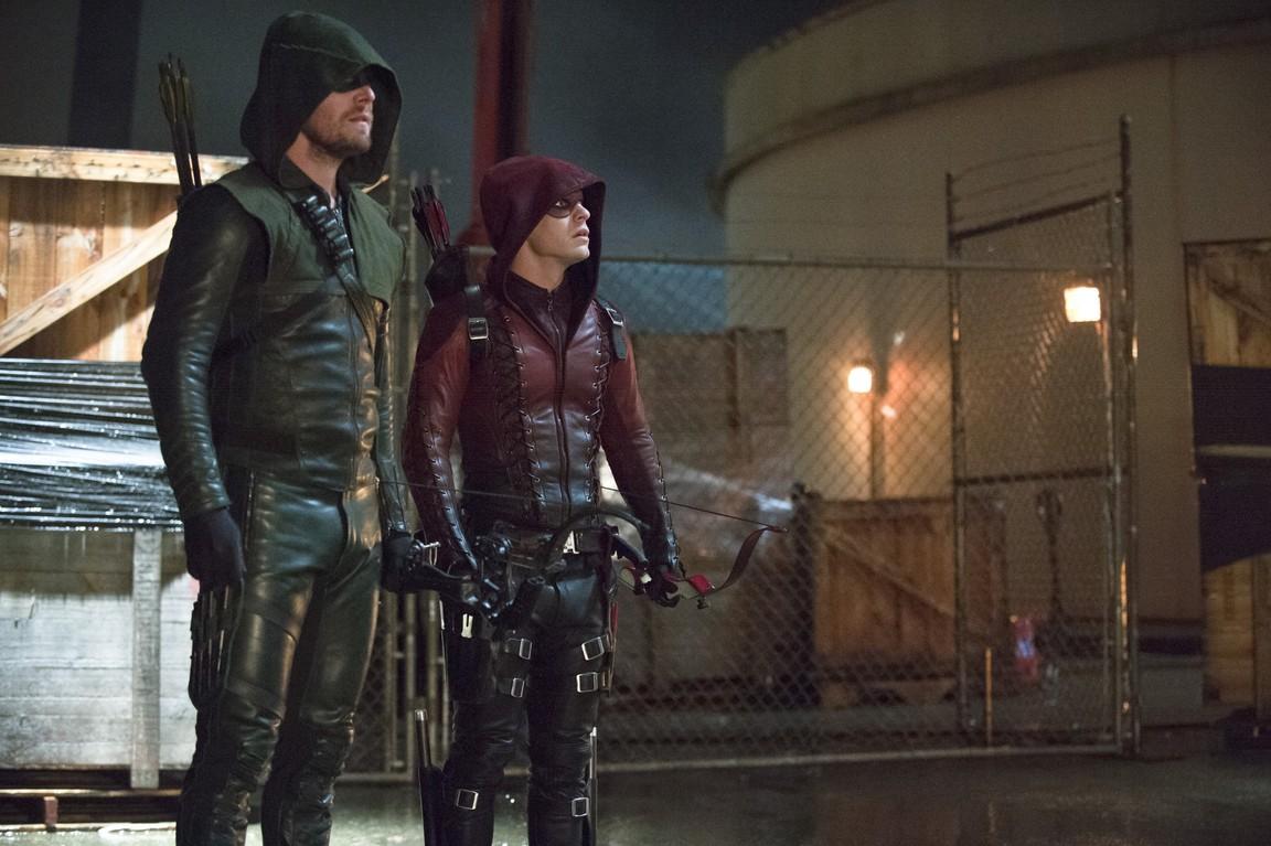 Arrow - Season 3 Episode 17: Suicidal Tendencies