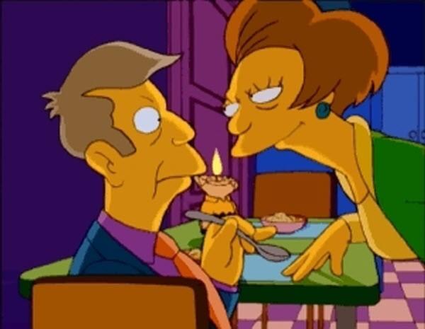 The Simpsons - Season 8 Episode 19: Grade School Confidential