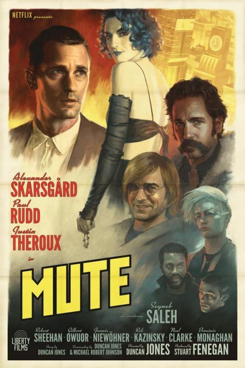 Mute(2018) [Sub: Eng]