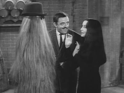 The Addams Family - Season 2 Episode 01: My Fair Cousin Itt