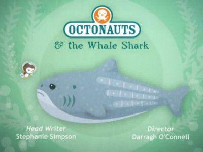 The Octonauts - Season 1 Episode 01: The Whale Shark