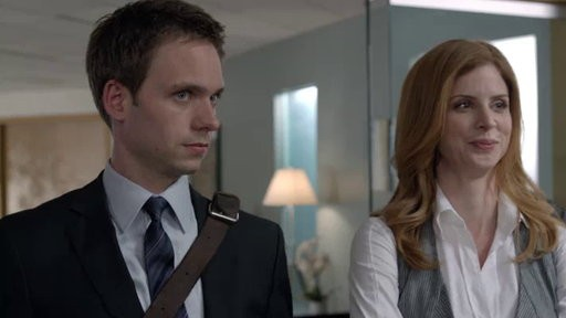 Suits - Season 1 Episode 07: Play The Man