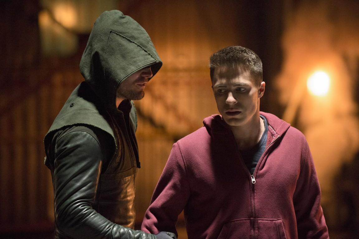 Arrow - Season 2 Episode 12: Tremors
