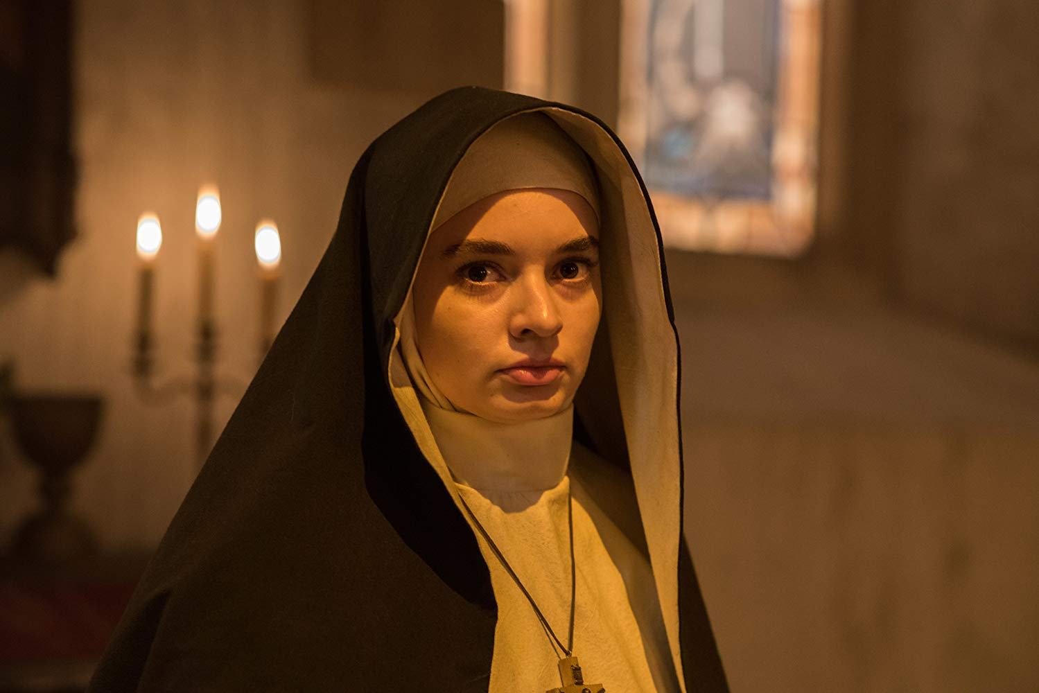 The Nun (La nonne)