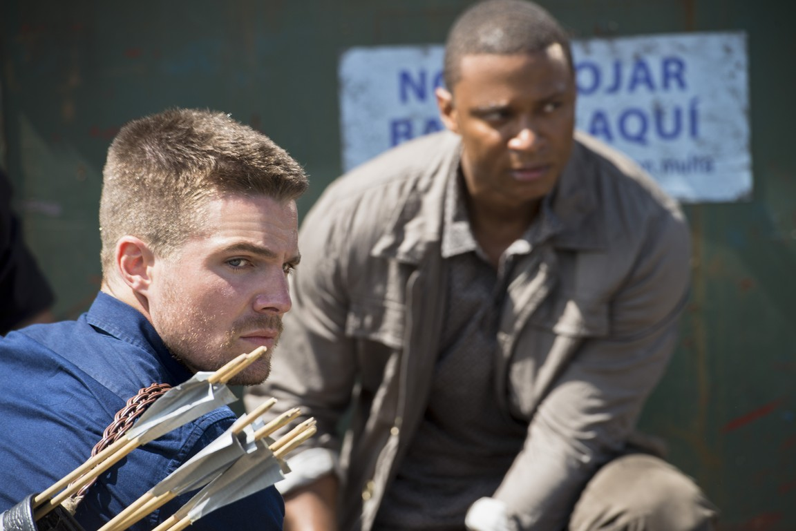 Arrow - Season 3 Episode 03: Corto Maltese