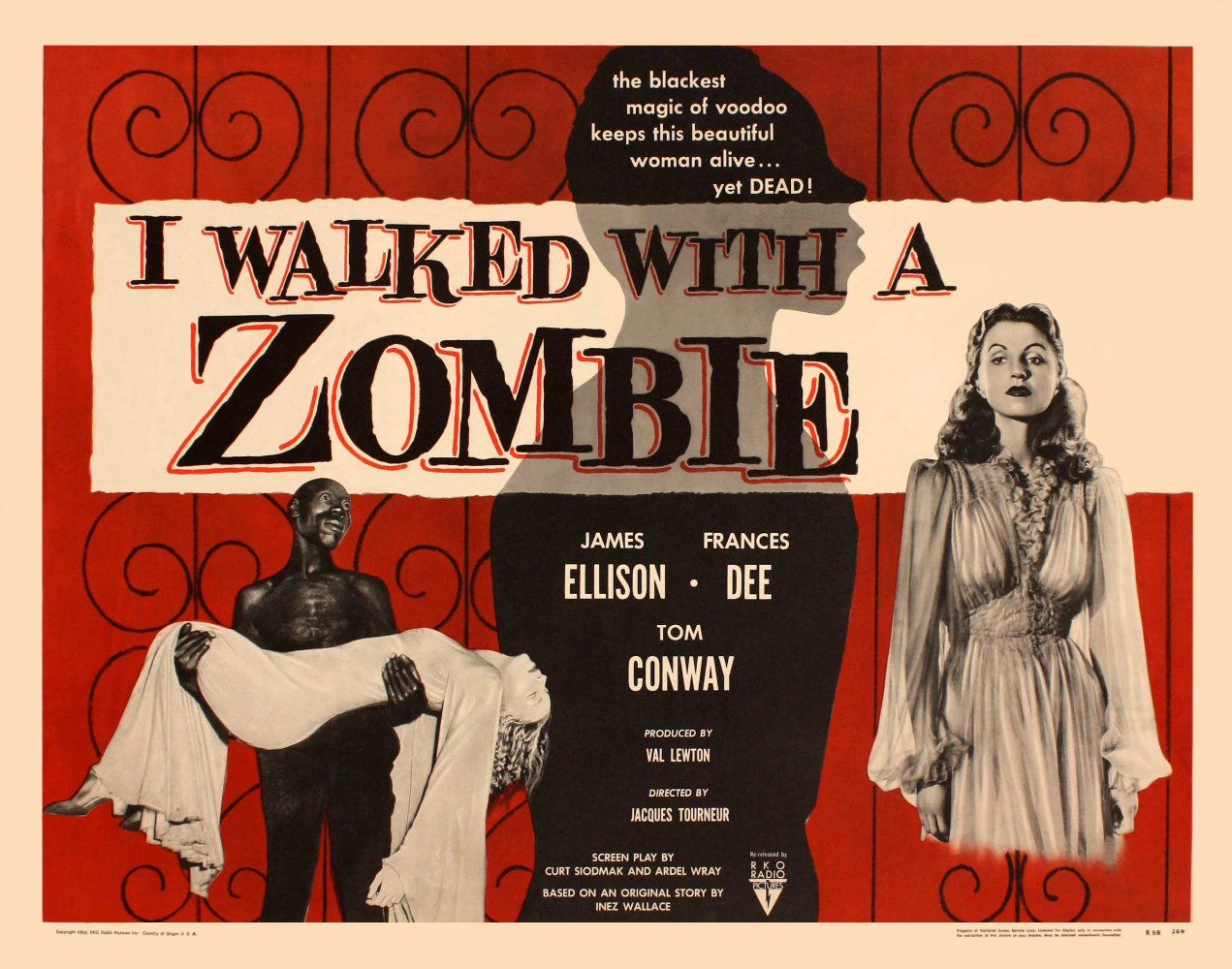 I Walked with a Zombie