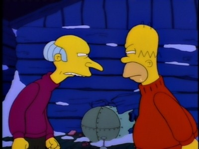 The Simpsons - Season 8 Episode 12: Mountain of Madness