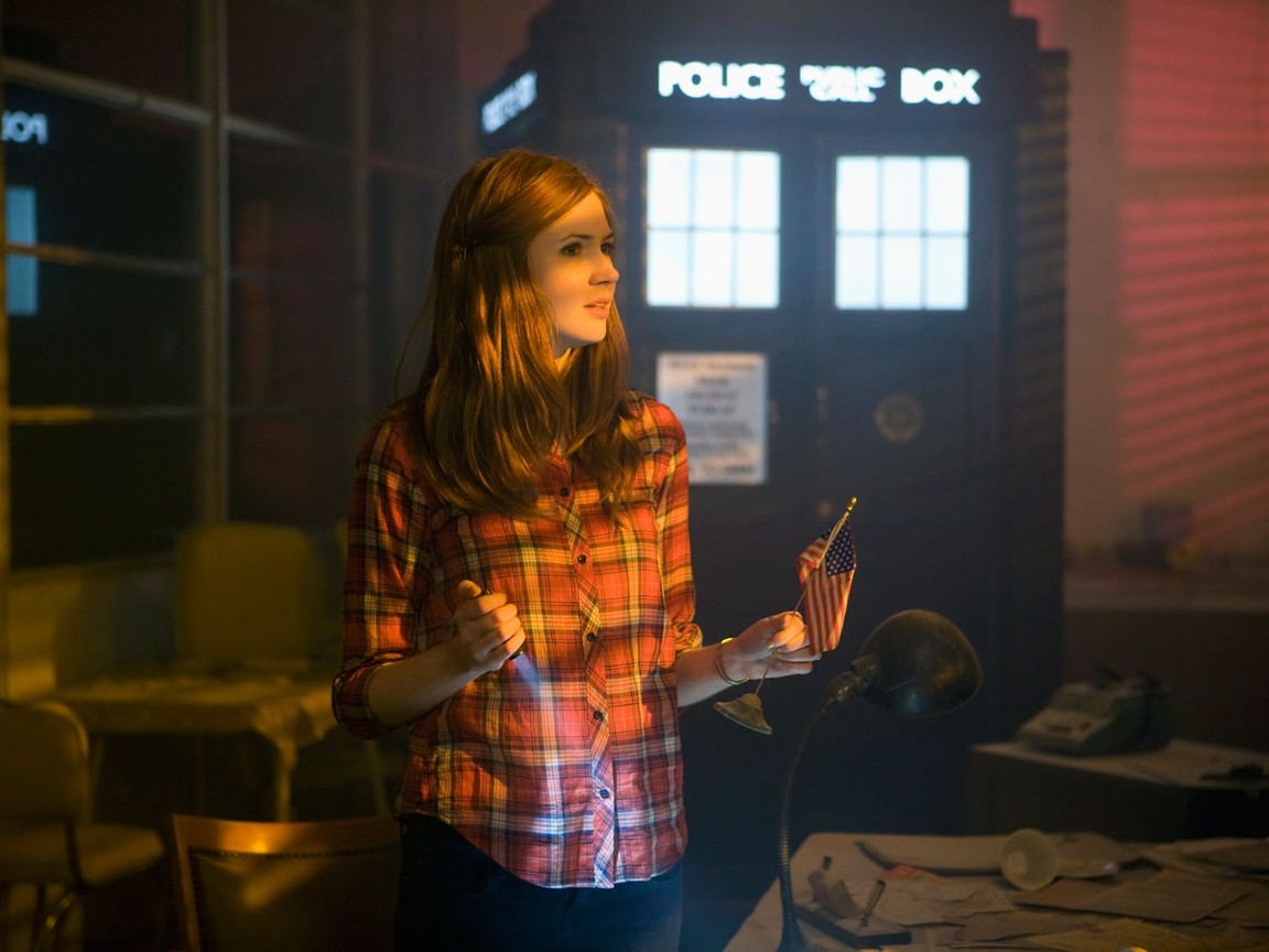 Doctor Who - Season 6 Episode 01: The Impossible Astronaut