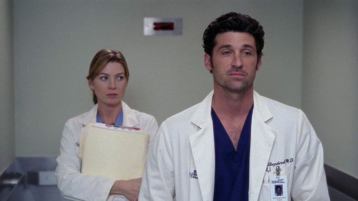 Greys Anatomy - Season 1