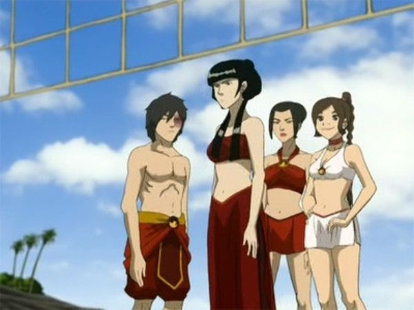 Avatar: The Last Airbender - Book 3: Fire Episode 05: The Beach