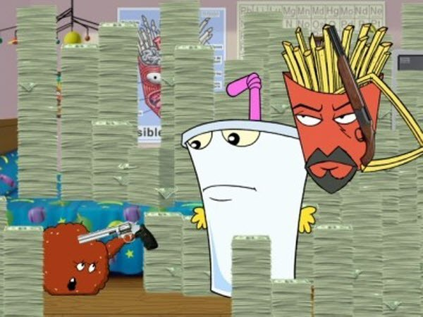 Aqua Teen Hunger Force - Season 2 Episode 23: The Cloning