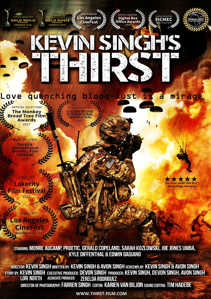 Thirst (Desert Storm)
