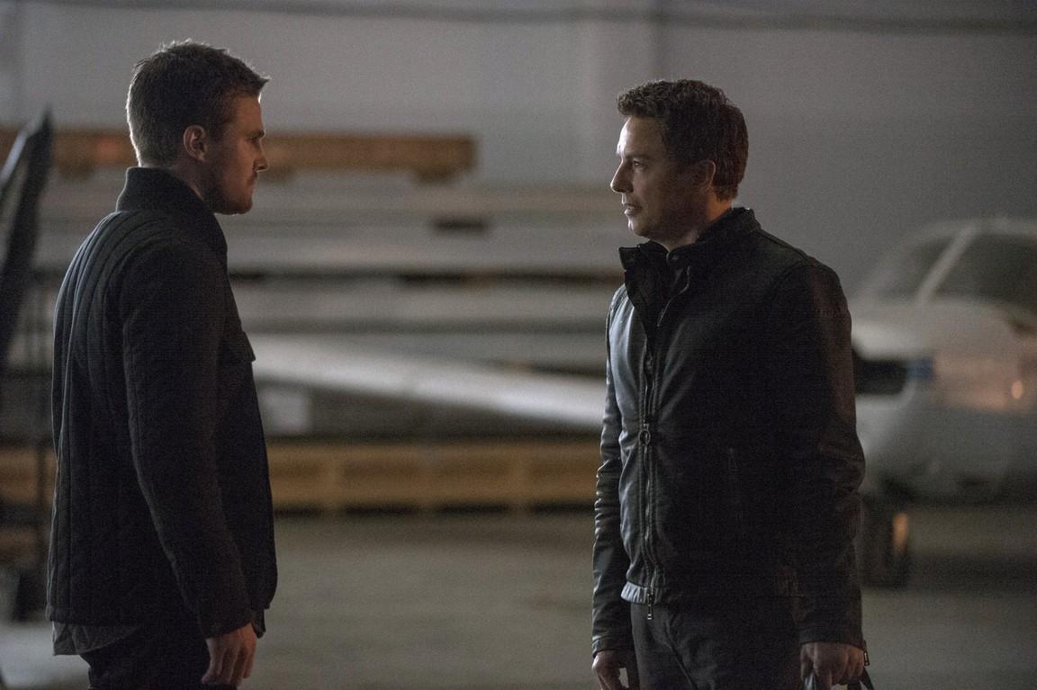 Arrow - Season 3 Episode 20: The Fallen