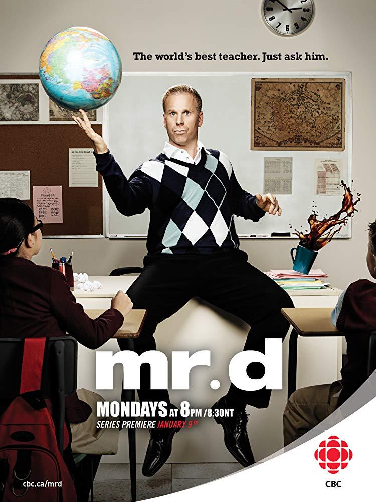 Mr. D - Season 8