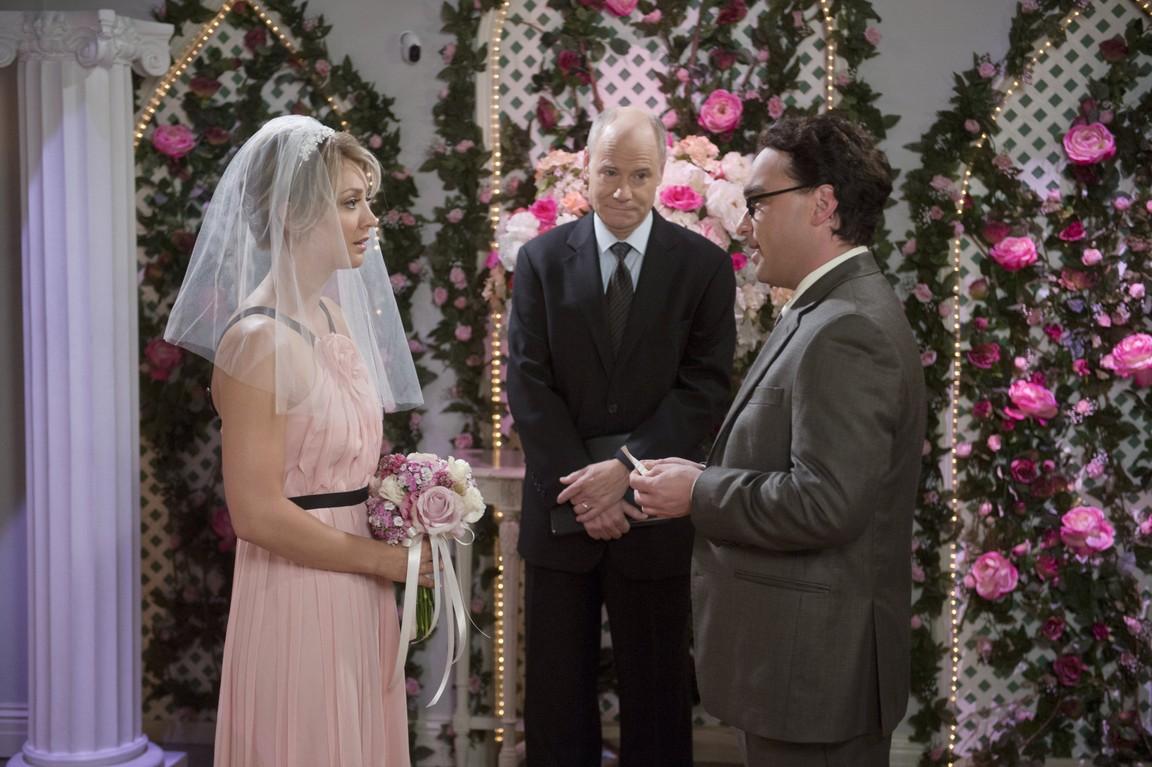 The Big Bang Theory - Season 9 Episode 02: The Separation Oscillation