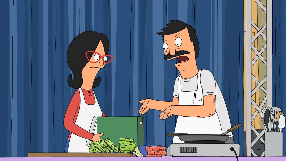 Bob's Burgers - Season 5 Episode 05: Best Burger