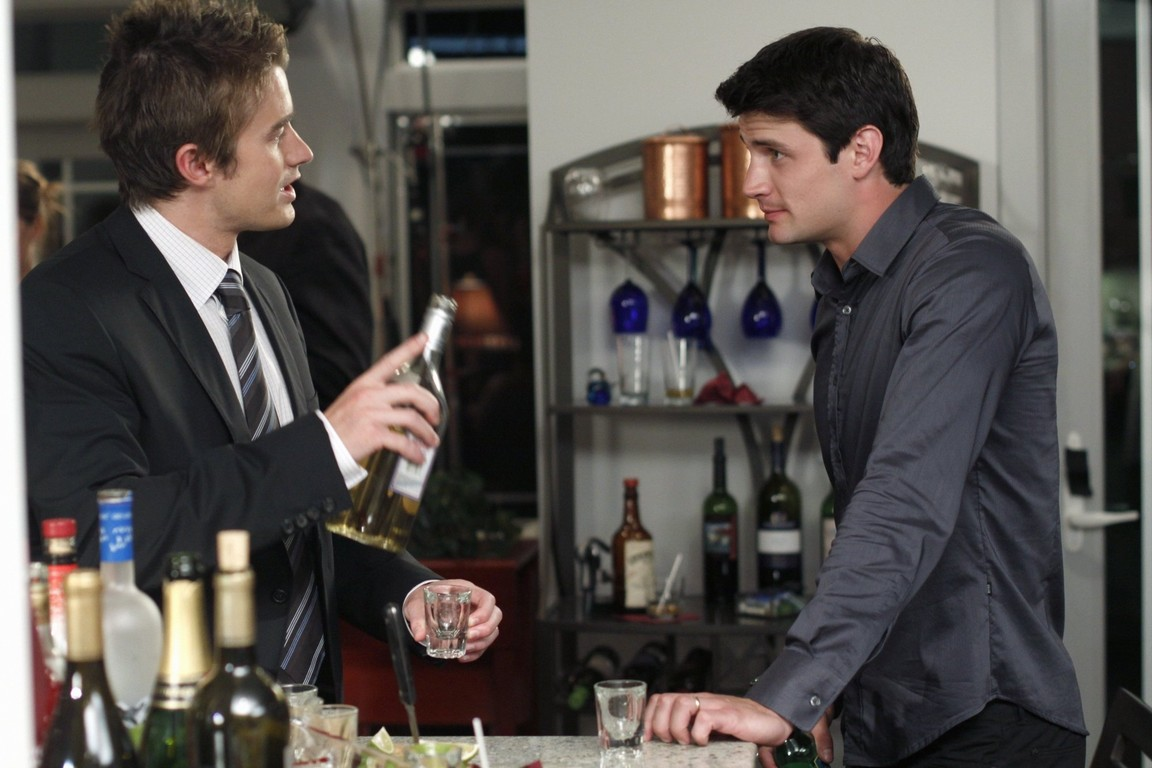 One Tree Hill - Season 7 Episode 7: I and Love and You