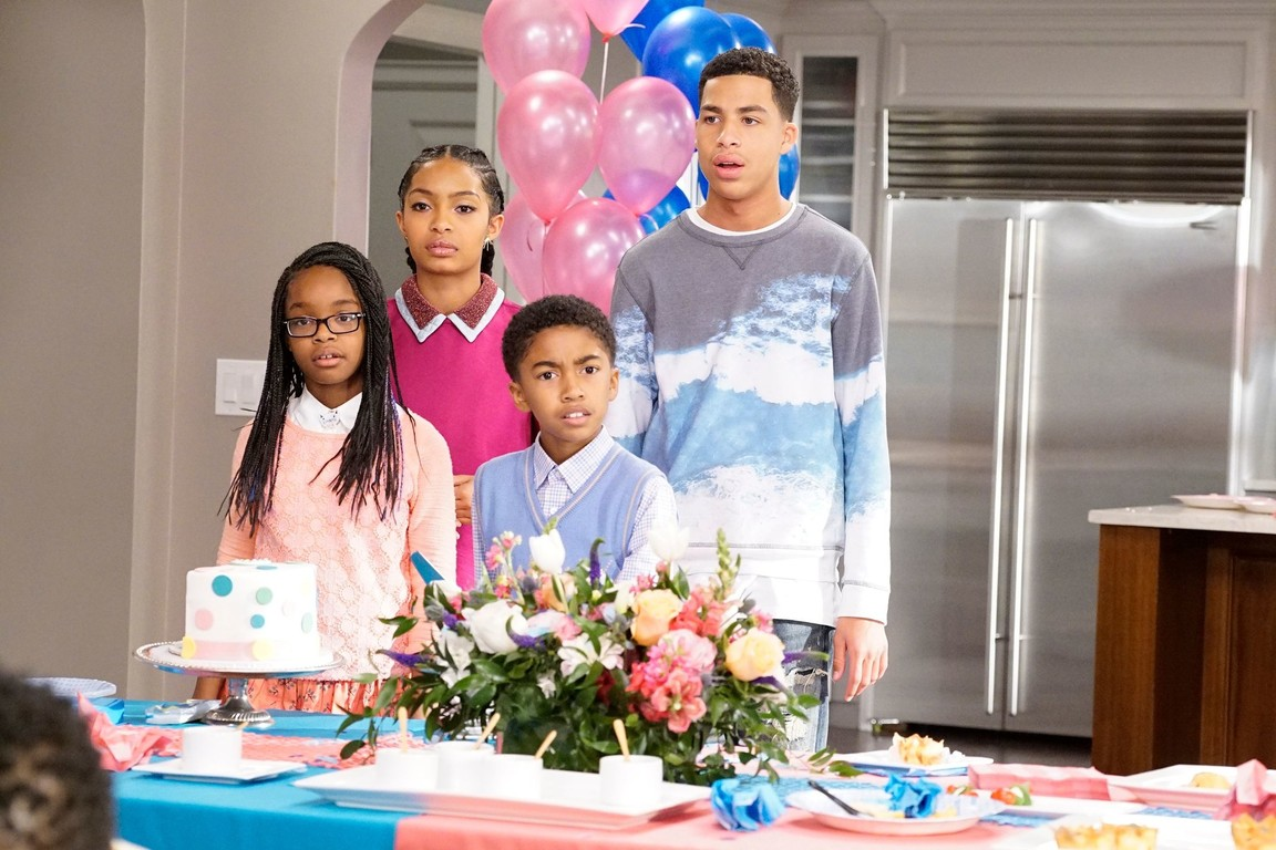 Black-ish - Season 3 Episode 14: The Name Game