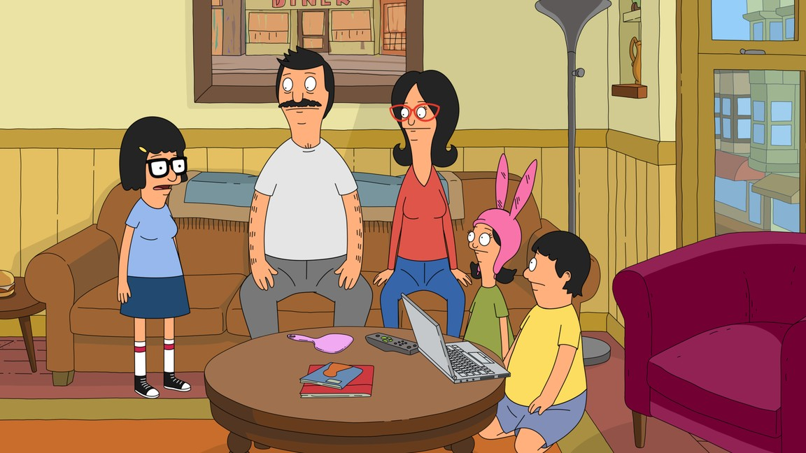 Bob's Burgers - Season 6 Episode 01: Sliding Bobs